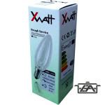 XWATT XWSGY14/40W Gyertya izzó 40W-os E14-es foglalattal