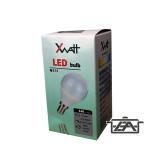 XWATT XWLGE14/6W LED Kis gömb izzó 6W-os E14-es foglalattal