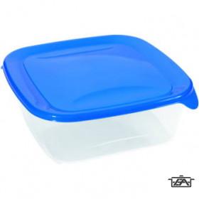 Curver 00559-139-01 FRESH-GO Szögletes ételtartó doboz 0,8 L