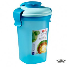 Curver 00740-B36-00 LUNCH-GO Kulacs 0,6 L kék