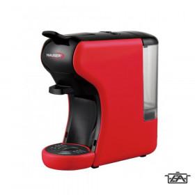 Hauser CE-934 R Multifunkciós kávéfőző piros