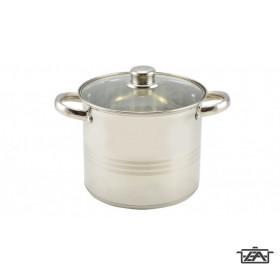 Perfect home rozsdamentes fazék fedővel 24*19 cm 9 liter