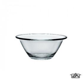 Bormioli Rocco Salátás tál, edzett üveg, 26 cm, Chef, 119160