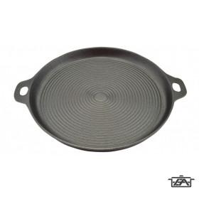 Perfect home 12003 öntöttvas grill lap kerek 33 cm