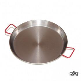13436  Paella sütőtál polírozott 40 cm