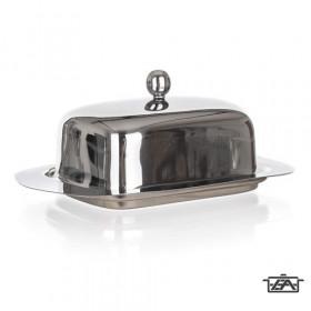 Banquet 15971010 Rozsdamentes vajtartó 18,5cm Akcent