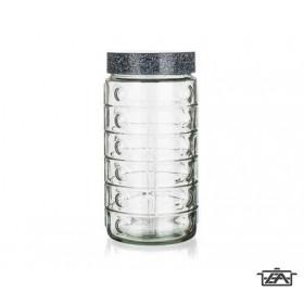 Banquet 34086003 Üveg tároló 1.7 liter Granite