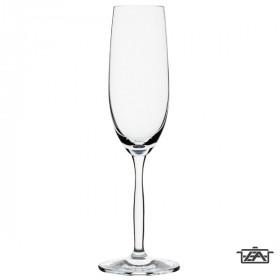 Pezsgős pohár, 200 ml, kristály, 6 darabos, Advantage, 204714