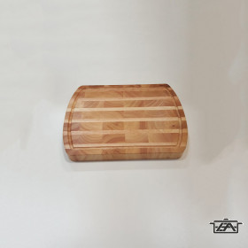 Parawood 210010 Fa tőkevágó blokk 30x40x4 cm