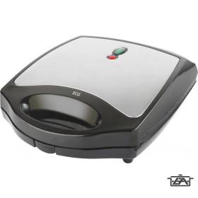 ECG S 199 Quattro Szendvicssütő 1000W fekete