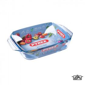 Pyrex 203192  Szögletes sütőtál 3,1 liter Irresist