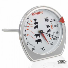 Leifheit 3096 Hőmérő 2in1 húshoz és sütőhöz