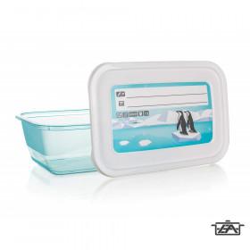 Banquet 55075021  Műanyag ételtároló doboz 3,3 liter Polar
