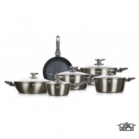 Banquet 40051911 Metallic Platinum Edénykészlet 11 részes