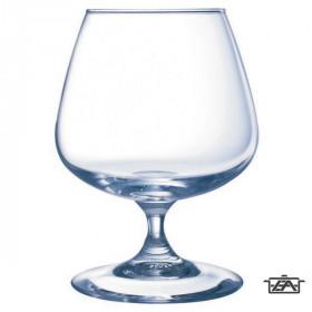 Bormioli Rocco Konyakos pohárkészlet, 41 cl, 6 részes, Versailles, 500303