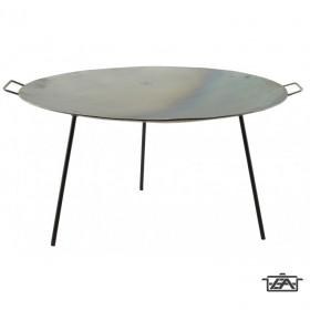 Perfect Home 53011 Vas grill tárcsa - boronatárcsa 40cm