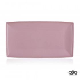 Banquet 55064103 Műanyag tálca 33x18cm pink Culinaria