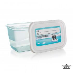 Banquet 55075013 Műanyag ételtároló doboz 0,75 liter Polar Kifutó!