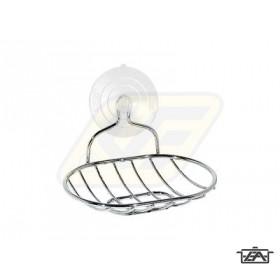 Artex 90202 Fali szappantartó krómozott ovál