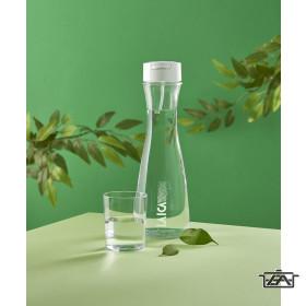 Laica Vízszűrő palack, 1,1 liter, üveg, GlasSmart, B31A02