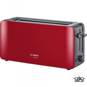 Bosch TAT6A004 Comfort Line Kenyérpirító bordó 1 szeletes