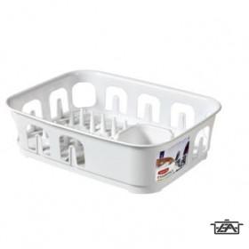 Curver 00743-059-00 Essentials edényszárító kicsi fehér