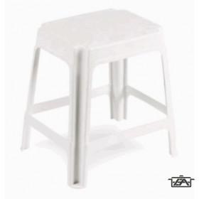 Zsámoly, műanyag, 36x29x46 cm, univerzális, O10