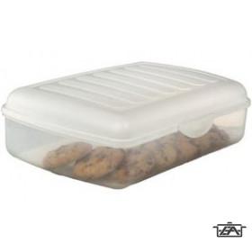Csatos ételdoboz 2,8  literes 2353