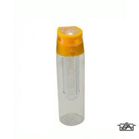 Perfect Home 12977 Kulacs gyümölcstartóval 700 ml sárga