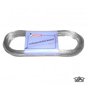 Ruhaszárító kötél 10 méteres 52011