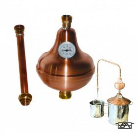 Párlattisztító egység PT17L ECO  17 literes pálinkafőzőhöz