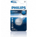 Philips PH-CR2025-B1  Lithium CR2025 3V  1 db